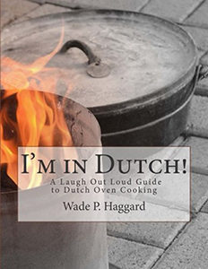 I'm in Dutch!